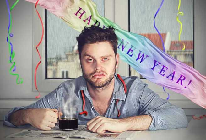 5-Ways-to-Cure-a-New-Year-Hangover-Used-and-Proven-Tips
