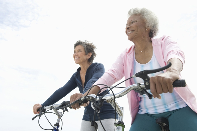 acgtive seniors