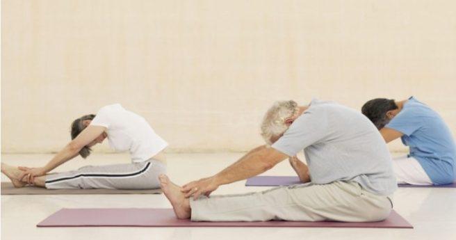60+ Yoga